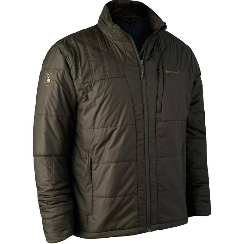 Veste Homme Deerhunter Heat Jacket Chauffante - Deep Green