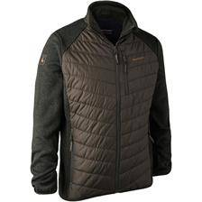 Veste homme deerhunter moor padded jacket - timber