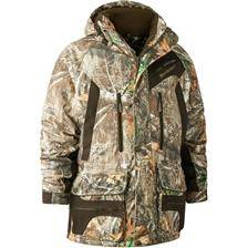 Veste homme deerhunter muflon jacket long - realtree edge camo