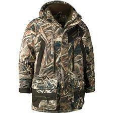 Veste homme deerhunter muflon jacket long - realtree max 5 camo