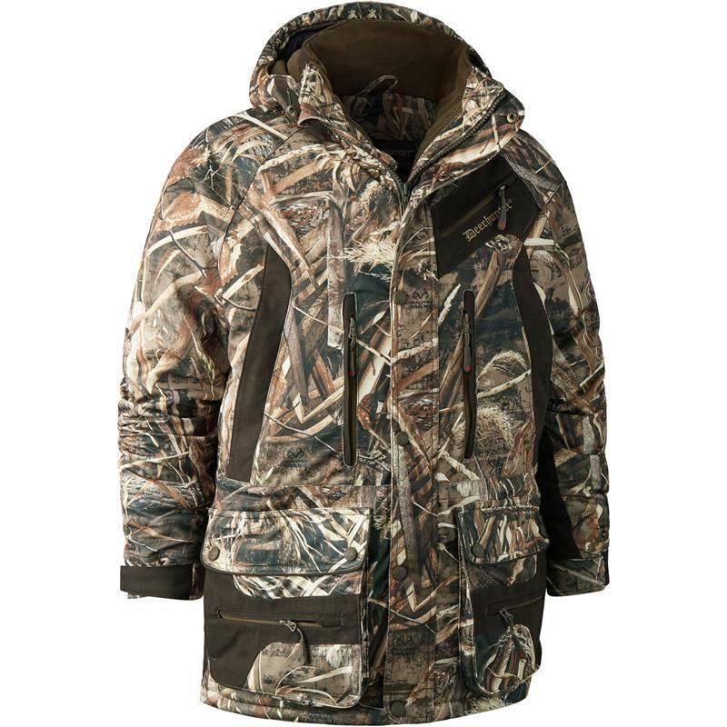 Veste Homme Deerhunter Muflon Jacket Long - Realtree Max 5 Camo