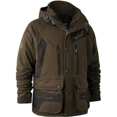 Veste Homme Deerhunter Muflon Jacket - Vert