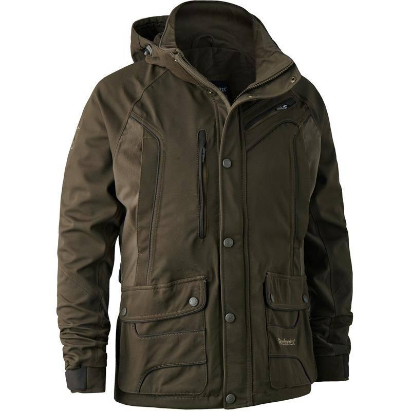 Veste Homme Deerhunter Muflon Light Jacket - Vert