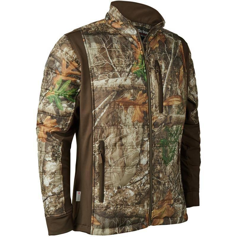 Veste Homme Deerhunter Muflon Zip In Jacket - Realtree Edge Camo