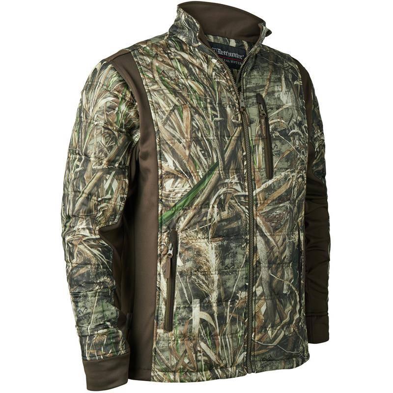 Veste Homme Deerhunter Muflon Zip In Jacket - Realtree Max 5 Camo