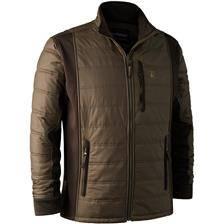Veste homme deerhunter muflon zip in jacket - vert