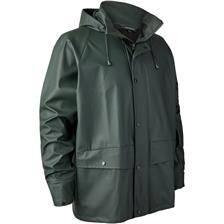 Veste homme deerhunter nordmann fir rain jacket - sycamore