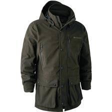 Veste homme deerhunter pro gamekeeper jacket - peat