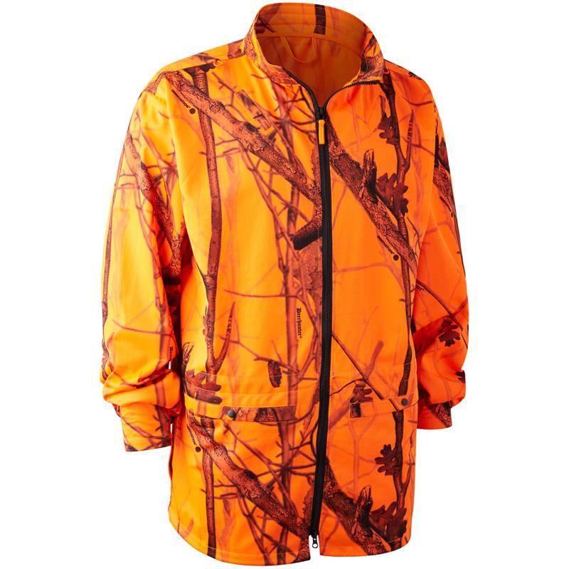 Veste Homme Deerhunter Protector Pull Over Jacket - Gh Camouflage