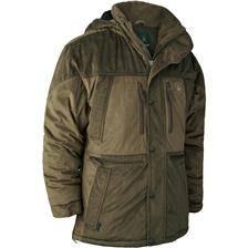 Veste homme deerhunter rusky silent jacket short - peat