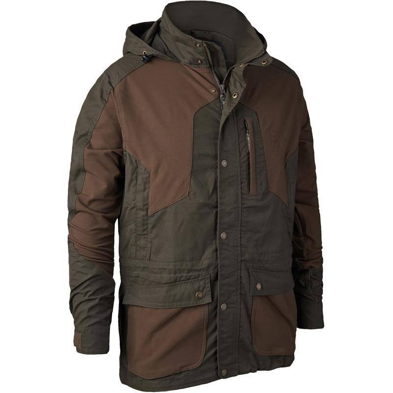 Veste Homme Deerhunter Strike Jacket Long - Deep Green