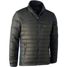 Veste homme deerhunter verdun jacket 3 colored - black ink