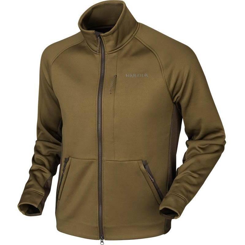 Veste Homme Harkila Mountain Hunter Hybrid Insulated Fleece - Vert