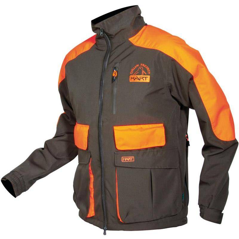 Veste Homme Hart Armotion Evo Short-J - Kaki/Orange
