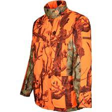 Veste homme percussion grand nord - ghost camo