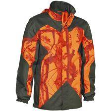 Veste homme percussion predator 900r ghost - camou orange