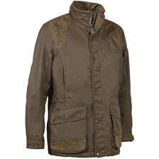 Veste homme percussion sologne skintane optimum - marron