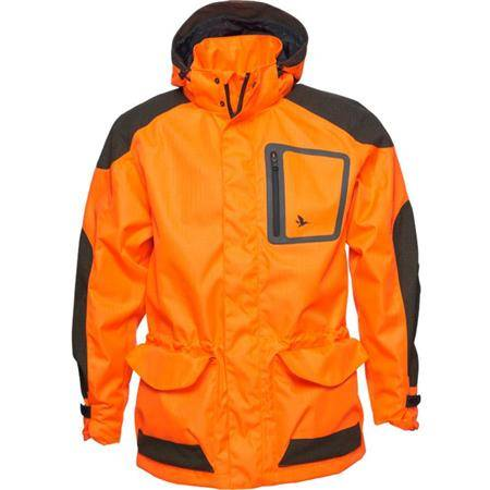 Veste Homme Seeland Kraft - Orange