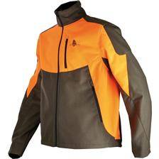 Veste homme somlys 401 softshell - orange