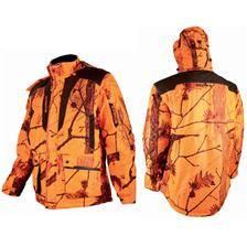 Veste homme somlys 471n - camou orange