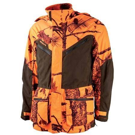 Veste Homme Somlys 475 Multi-Hunt - Camou Orange