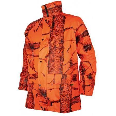 Veste Junior Treeland T425k - Camo Orange