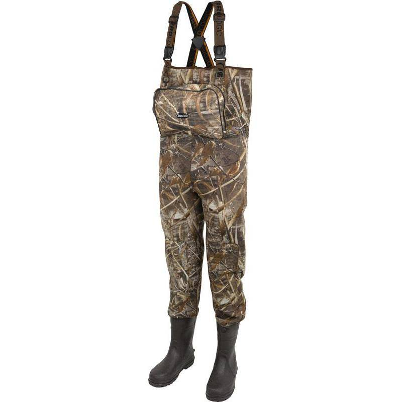 Waders Neoprene Prologic Max5 Xpo Boot Foot Cleated